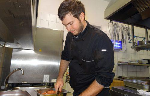 Der Küchen-Chef